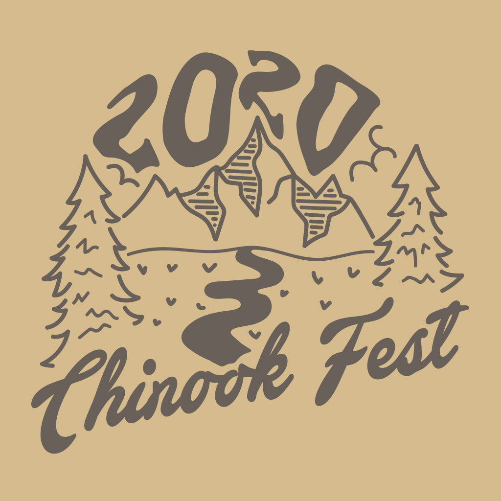 Chinook Fest Mountain View Design