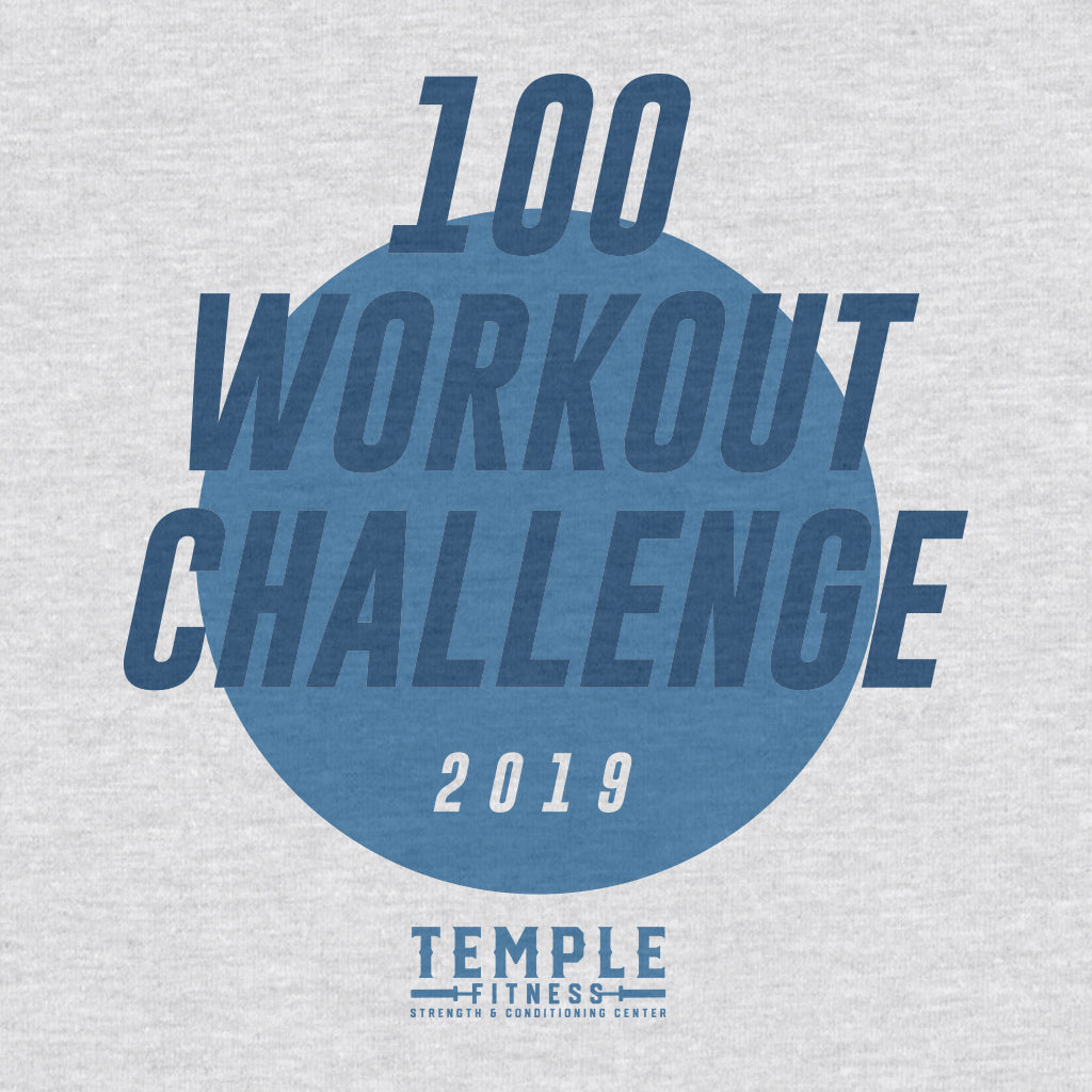 Temple Fitness 100 Workout Design