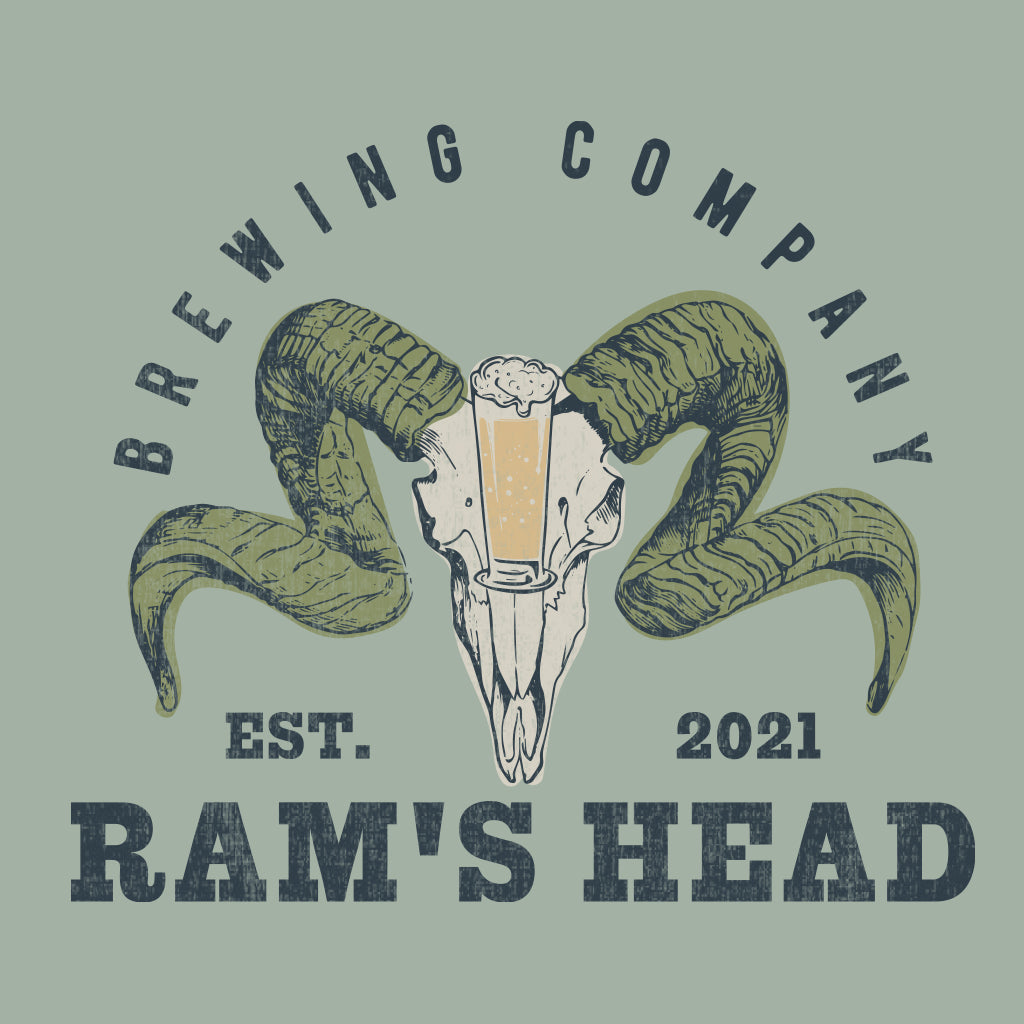 Rams Head Brewing Design