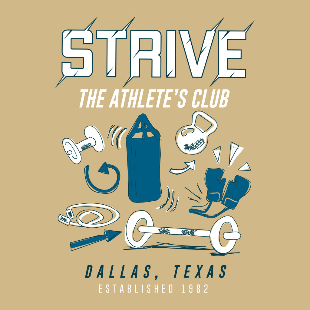 Strive Fitness Design