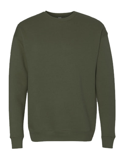 Bella + Canvas Unisex Drop Shoulder Fleece Crewneck