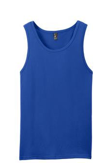 District Threads DT5300 Tank Top  (Available in 6 Colors)