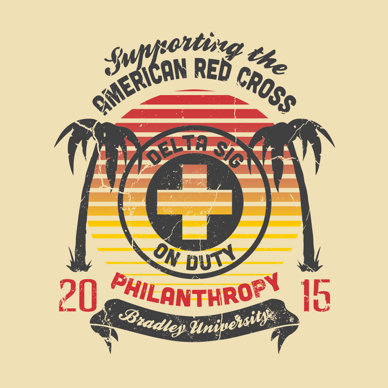 Delta Sigma Phi Red Cross Philanthropy