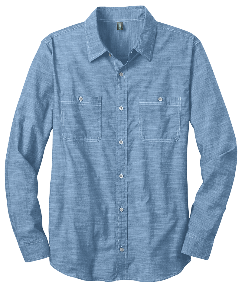 District Washed Woven Shirt