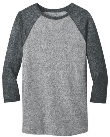 District Microburn Raglan Tee