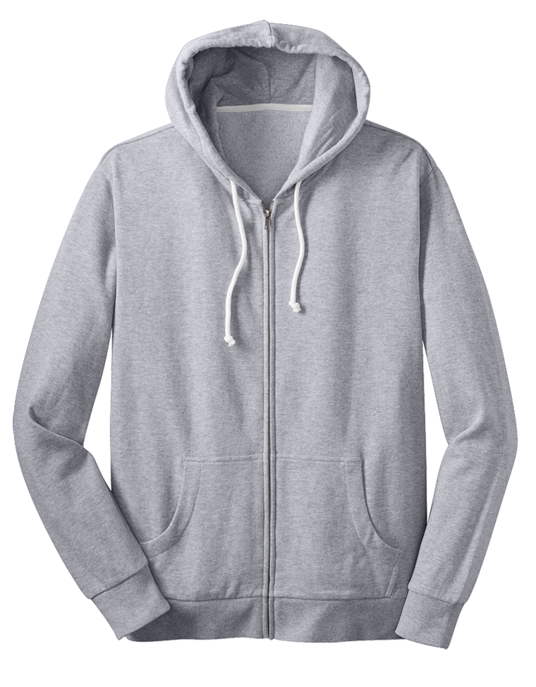 District Core Fleece Full-Zip Hoodie