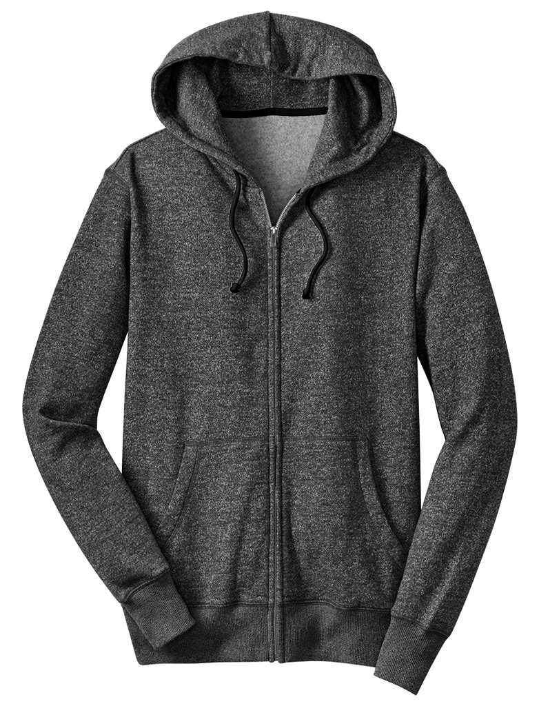 District Marled Fleece Full-Zip Hoodie