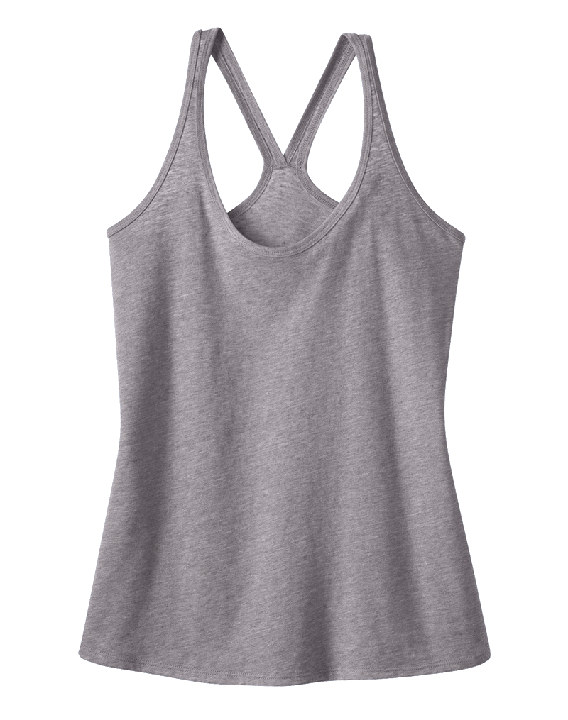 District DT250 Juniors Tri-Blend T-Back Tank