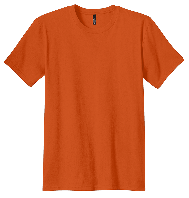 District Threads DT5000 Concert Tee  (Available in 21 Colors)