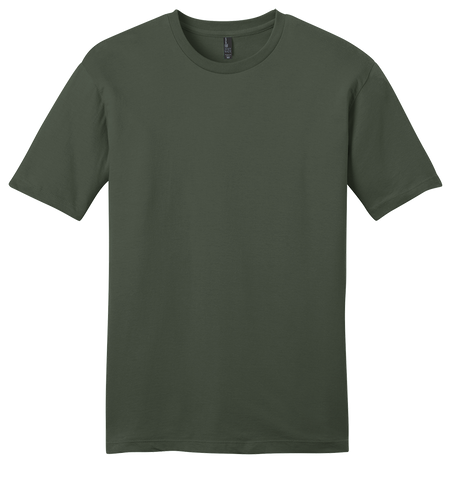 District Threads DT6000 Very Important Tee  (Available in 28 Colors)