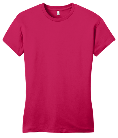 District DT6001 Juniors Very Important Tee