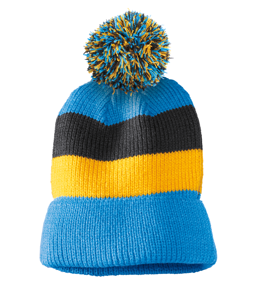 e0f393787b0 District Vintage Striped Beanie with Removable Pom – collegehill
