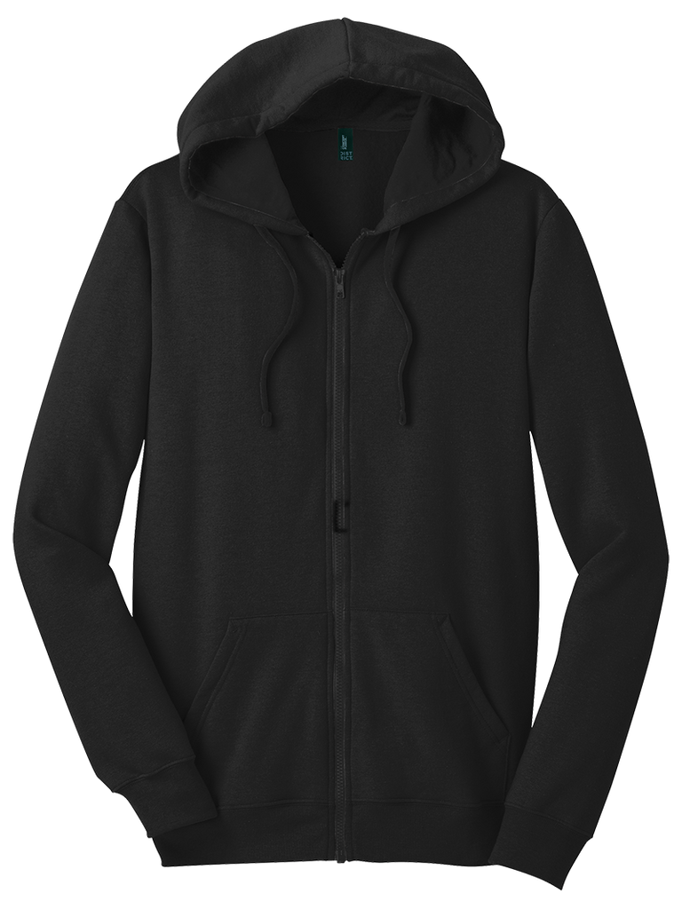District Concert Fleece Full-Zip Hoodie