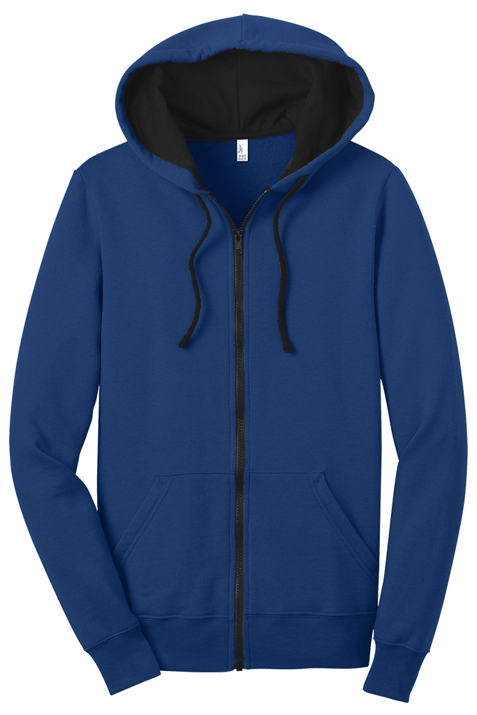 District Juniors Concert Fleece Full-Zip Hoodie