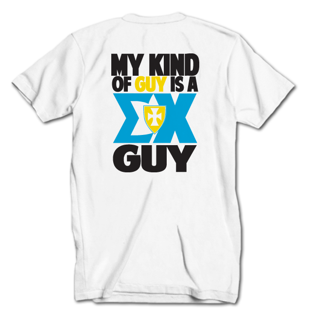 Sigma Chi My Kind of Guy Promotional