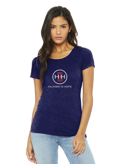 Hilinski's Hope - H3H Ladies Tee (3 Colors)