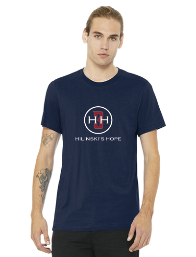 Hilinski's Hope - H3H Unisex Tee (3 Colors)