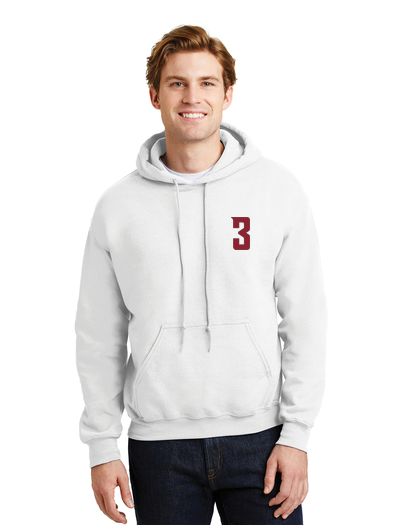 "Hilinski's Hope - ""Three"" Hoodie (3 Colors)"