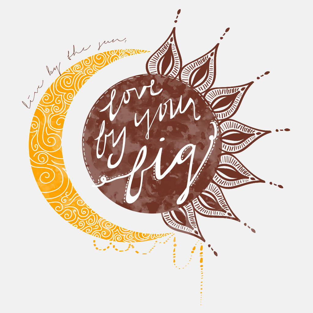 Big Little Sun Design