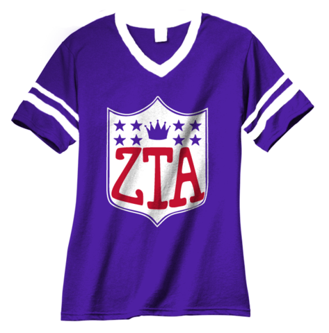 Zeta Tau Alpha Flag Football Philanthropy