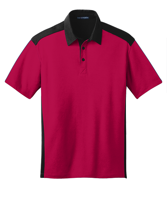 Port Authority K259 Colorblock Polo