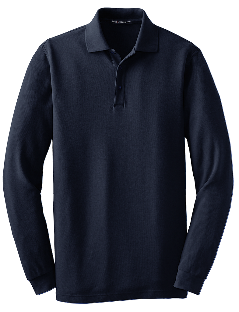 Port Authority TLK800LS Long Sleeve Tall Polo