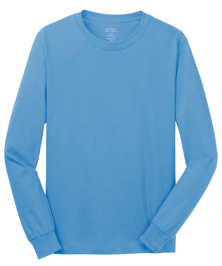 Port & Company PC54LS 50/50 Long Sleeve