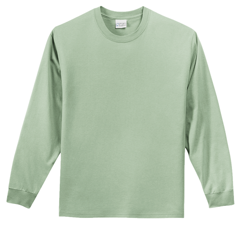 Port & Company PC61LS Long Sleeve Shirt  (Available in 26 colors)