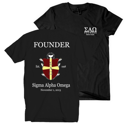 Sigma Alpha Omega Founder's Day