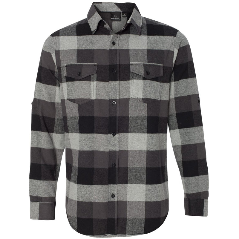 Burnside Long Sleeve Flannel