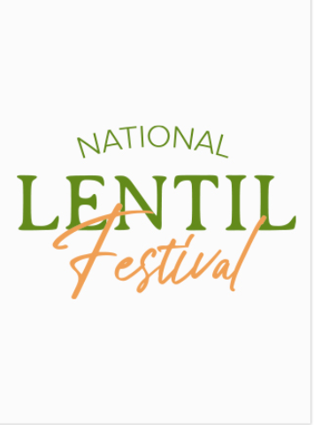 National Lentil Festival 2020 - Apron