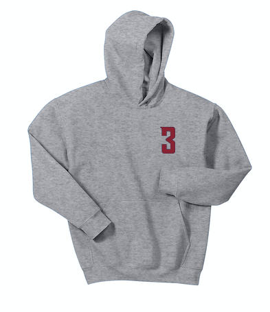 Hilinski's Hope - H3H Youth Unisex Hoodie