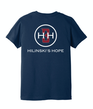Hilinski's Hope - H3H Youth Unisex Tee (2 Colors)