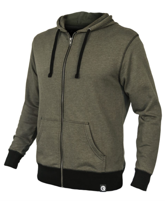 Quikflip - 2-in-1 Hero Hoodie Classic Full-Zip