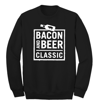 Bacon & Beer Classic 2014 Crewneck Sweatshirt