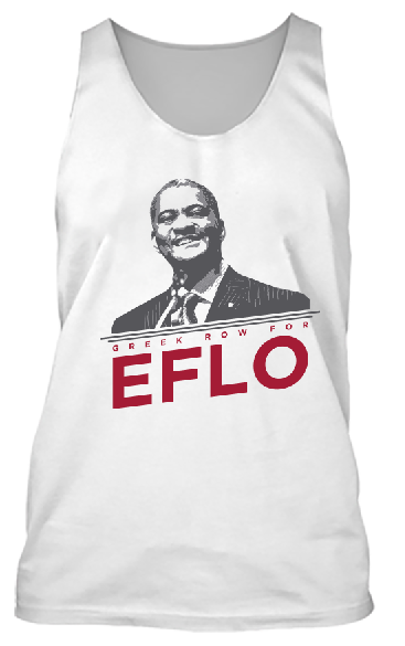 Greek Row For E FLO Tank Top