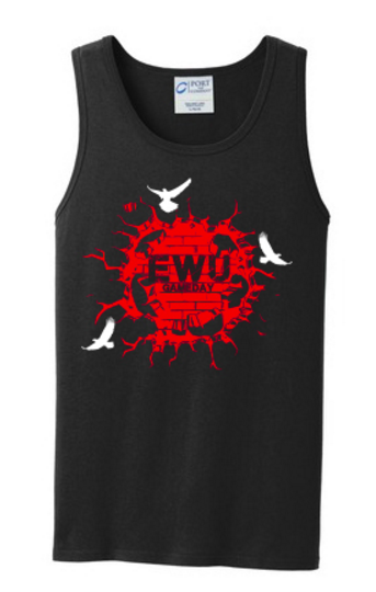 Eastern Washington University Game Day Apparel 2016 Tank Top