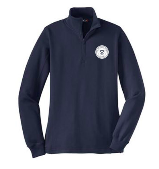 Washington State University Sigma Tau Gamma Mom's Weekend 2017 Ladies Quarter Zip