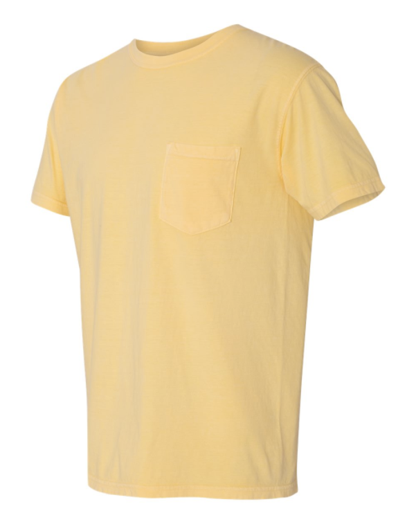 Comfort Colors Unisex Pocket Tee