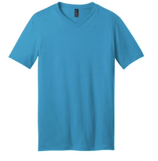 District Men's V.I.T V-Neck