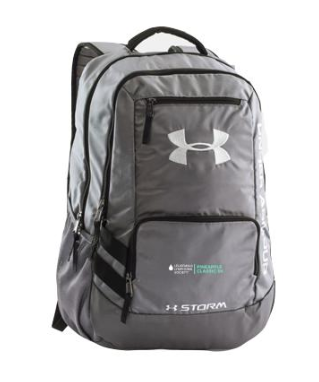 Under Armour Team Hustle Backpack- $1000 Level