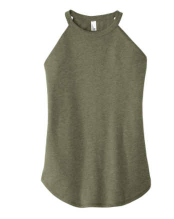 District Made Tri-Blend Rocker Tank