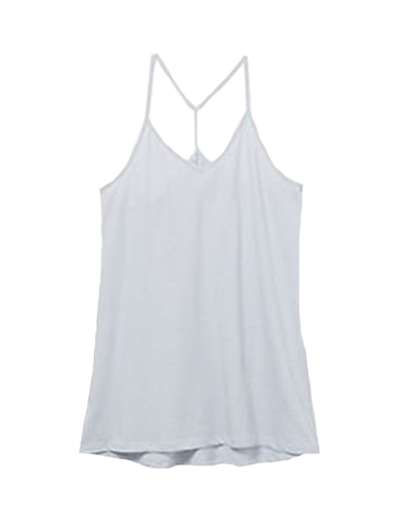 Alternative Apparel Ladies' Strappy Satin Jersey Tank