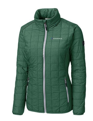 Assurance Apparel Fall 2019 - Ladies Rainier Jacket (2 Colors)