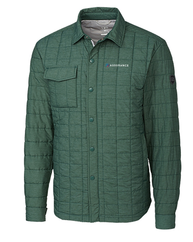 Assurance Apparel Fall 2019 - Rainier Shirt Jacket (2 Colors)