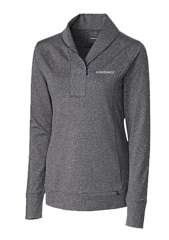 Assurance Apparel Fall 2019 - Ladies Shoreline Half Zip (2 Colors)