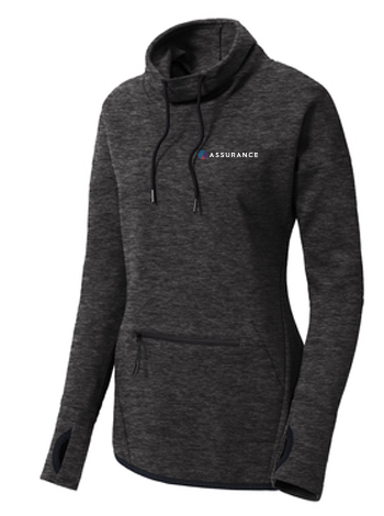 Assurance Apparel Fall 2019 - Ladies Triumph Cowl Neck Pullover