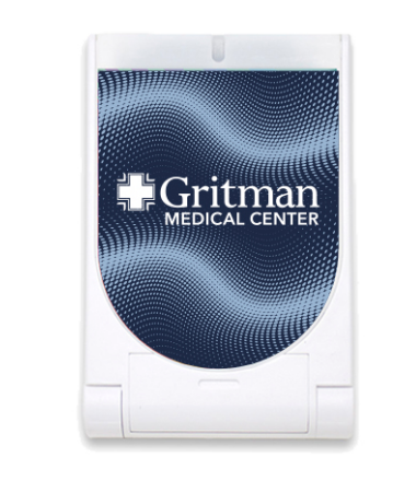 Gritman Medical Apparel Showcase - Wireless Charging Pad