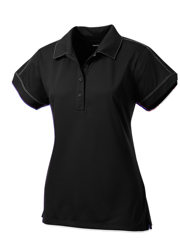 Sport Tek LST659 Ladies Micropique Polo