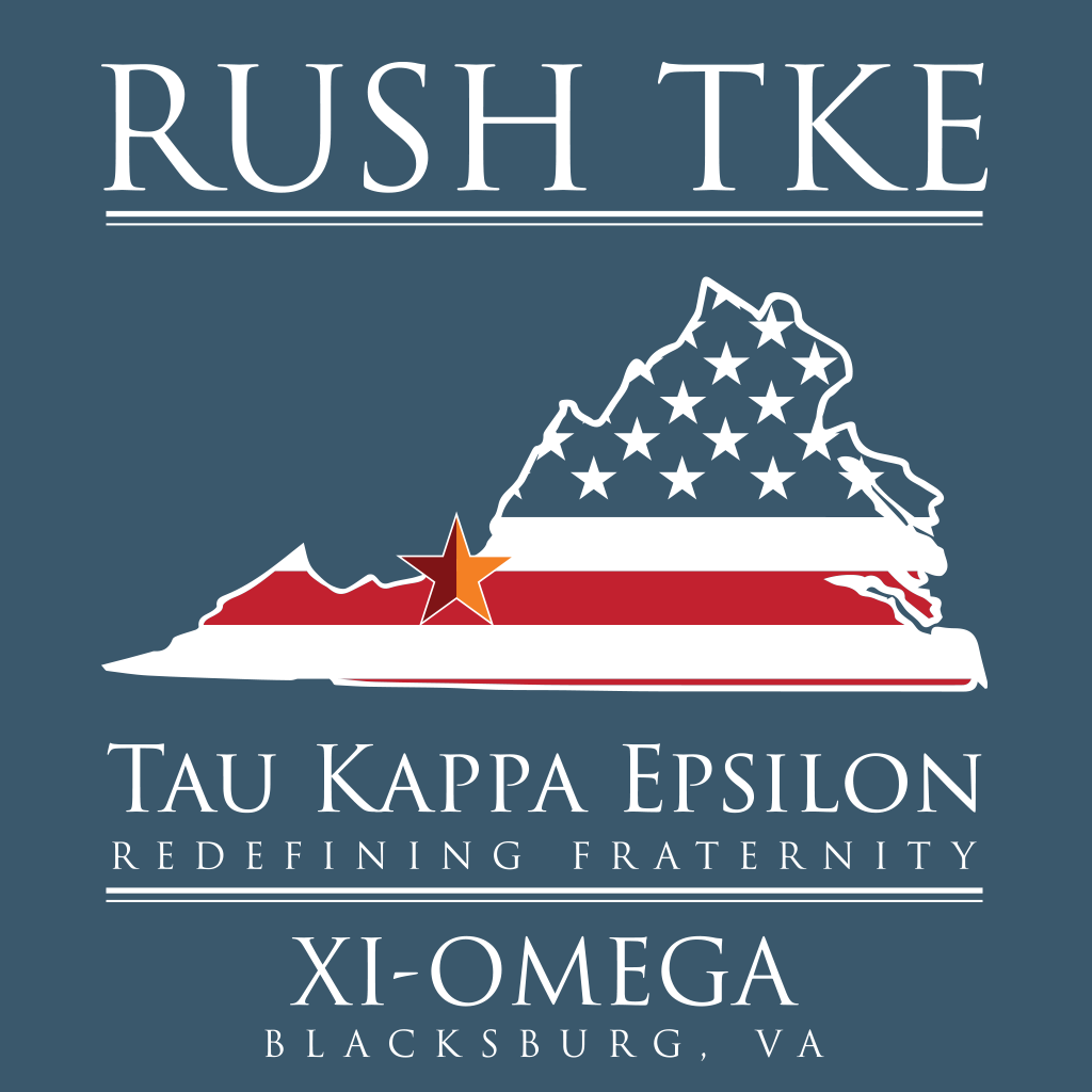 Tau Kappa Epsilon Virginia Rush